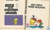 Bandes dessinées - Mijnheer Bola - Robbedoes (tijdschrift)Met melk meer ma(a)ns