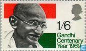 100 jaar Mahatma Gandhi