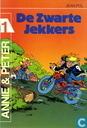 Strips - Annie en Peter - De zwarte jekkers