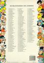 Comics - Peter + Alexander - Doublure van  122198 -- De zeven snuifdozen