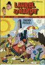 Bandes dessinées - Laurel et Hardy - zingende pistolen