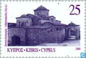 Postage Stamps - Cyprus [CYP] - Churches