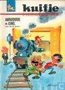 Comics - Ambrosius en Gino - Het geharnaste spook
