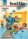 Comic Books - Ambrosius en Gino - Het geharnaste spook