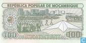 Bankbiljetten - República Popular de Moçambique - Mozambique 100 Meticais