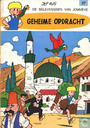 Comic Books - Jeremy and Frankie - Geheime opdracht