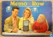 Jeux de société - Vier op 'n rij - Memo-Row