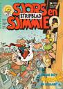 Comics - Sjors en Sjimmie Stripblad (Illustrierte) - Nummer  24