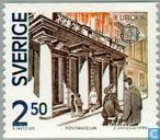 Postzegels - Zweden [SWE] - Europa – Postkantoren