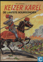 Comic Books - Karel V - De laatste Bourgondiër