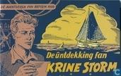 Comics - Captain Rob - De untdekking fan Krine Storm