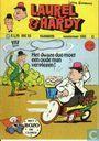 Bandes dessinées - Laurel et Hardy - Verhuizen