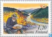Postage Stamps - Finland - Norden - Tourism