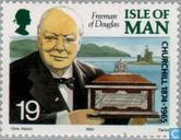 Churchill, Winston Sir 1874-1965