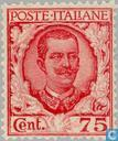 Timbres-poste - Italie [ITA] - Emmanuel Victor King III