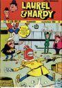 Strips - Laurel en Hardy - de onderzeese mijn
