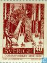 100 years of Swedish forest administration