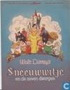 Comic Books - Snow White - Sneeuwwitje en de zeven dwergen