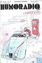 Bandes dessinées - Humoradio (tijdschrift) - Nummer  416