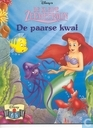 Comic Books - Little Mermaid, The - De paarse kwal