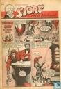 Strips - Sjors van de Rebellenclub (tijdschrift) - 1958 nummer  6