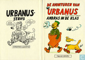 Comic Books - Urbanus [Linthout] - Ambras in de klas