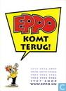 Strips - Eppo - 2e reeks (tijdschrift) - Eppo Stripblad
