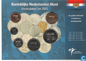 Coins - the Netherlands - Netherlands mint set 2001