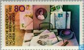 Timbres-poste - Allemagne, République fédérale [DEU] - Journée du timbre