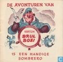 Comic Books - Kapitein Brul Boei - Een handige sombrero