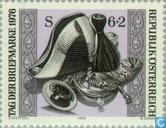 Briefmarken - Österreich [AUT] - Tag Stamp
