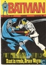 Strips - Batman - Rust in vrede, Bruce Wayne
