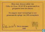 Comics - Gilles de Geus - 90-60-90