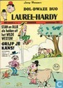 Comic Books - Laurel and Hardy - cowboy's