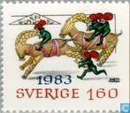 Briefmarken - Schweden [SWE] - Weihnachtskarten
