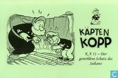Comic Books - Kappie [Toonder] - Der gestohlende Schatz des Sultans
