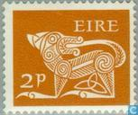 Postzegels - Ierland - Vroege Ierse kunst
