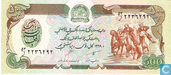 Banknotes - Afghanistan - 1979 Issue - Afghanistan 500 Afghanis 1990