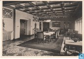 Eetkamer in het Huis St. Hubertus