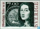 Postage Stamps - Sweden [SWE] - Queen Christina, Medallion