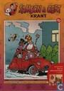 Bandes dessinées - Samson & Gert krant (tijdschrift) - Nummer  92