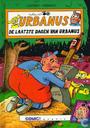 Comic Books - Urbanus [Linthout] - De laatste dagen van Urbanus