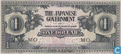 Banknoten  - The Japanese Government - Malaya 1 Dollar