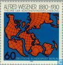 Wegener, Alfred 100 years