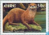 Timbres-poste - Irlande - Animaux