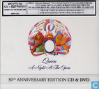 Disques vinyl et CD - Queen - A Night at the Opera (30th Anniversary)