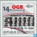 Briefmarken - Österreich [AUT] - Trade Union Congress
