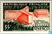 Postage Stamps - France [FRA] - UNESCO Building
