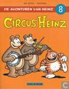 Bandes dessinées - Heinz le chat - Circus Heinz