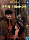 Comics - Ernest Hemingway - Sartre & Hemingway